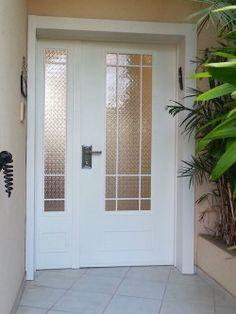 דלת כניסה מעוצבת ממשפחת דלתות כניסה אלגנטיות