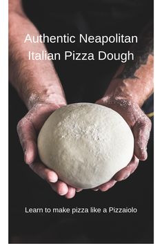 Authentic Italian Pizza dough made with a recipe from Naples. Never order delivery again. Authentic Italian Pizza dough made with a recipe from Naples. Never order delivery again. Neapolitan Pizza Dough Recipe, Neopolitan Pizza, Italian Pizza Dough Recipe, Best Pizza Dough, Good Pizza, Pizza Napolitaine, Fire Pizza, Naples Pizza, Authentic Italian Pizza