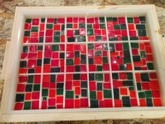 Stained glass soap in the mold by CLA Designs Soap Images, Stained Glass, Calendar, Holiday Decor, Design, Home Decor, Decoration Home, Room Decor