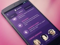 Horoscope Application - Profile