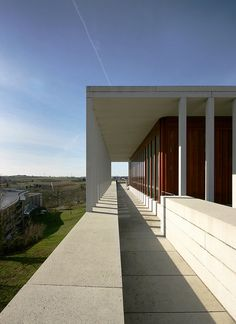 Marbach Museum _ Loggia _ David Chipperfield by SteMurray, via Flickr