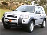 2005 Land Rover Freelander  This is the car that I want to have as my first car.