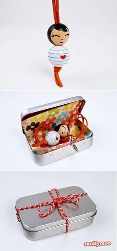 Süße kleine Geschenke zum Selbermachen!