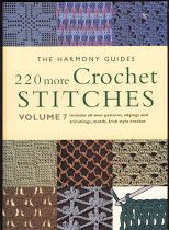 220 Crochet Stitches