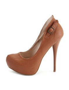 Buckled-collar platform pump