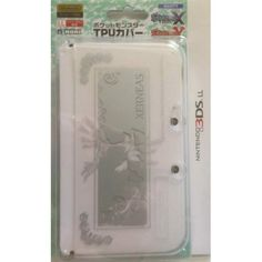 Pokemon Center 2013 Nintendo 3DSLL Pokemon X and Y Xerneas TPU Coverimage 1 of 2nextprevious