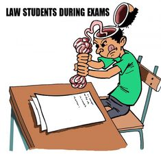 Law Students and Bar Exams