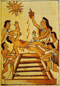 A tradição Maia sempre teve o costume de realizar sacrifícios de sangue por motivos religiosos e médicos, e muitos Maias ainda realizam este tipo de sacrifícios. Mas não se preocupe, hoje em dia o sangue humano foi substituído pelo de animais para realizar as tradições ritualísticas de seus ancestrais.