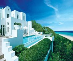 Luxury Sea Villa at Long Bay Villas in Anguilla