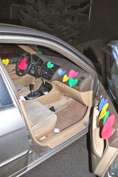 """Love Bomb the Car!! And Unexpected Way to Say """"I Love You"""""""
