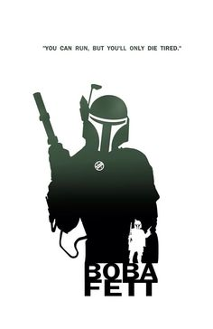 Star Wars - Bobba Fett by Steve Garcia