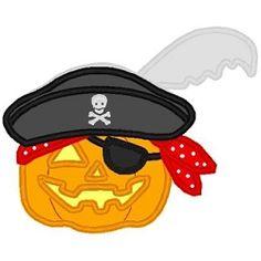 pirate pumpkin - Google Search