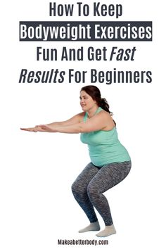 Loaded with amazing workout tips for beginners here Beginner Workout At Home, Easy At Home Workouts, At Home Workout Plan, Workout For Beginners, Fun Workouts, Workout Plans, Bodyweight Workout Routine, 45 Minute Workout, Metabolic Workouts