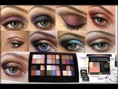 Interested in buying eyeshadows like this? Register with this beauty consultant Marykay.com/beckyrivera