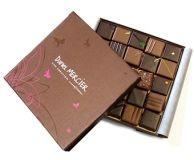 Ecrin 25 chocolats assortis - #chocolates #lyrichotel #paris #macaroons #hotel