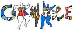 84º aniversario del nacimiento de Niki de Saint Phalle