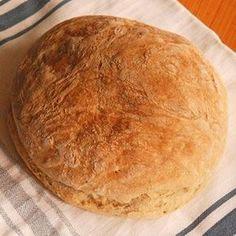 Recept enkelt bondbröd