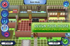 Top iPhone Game #123: The Sims 3 Ambitions - Electronic Arts by Electronic Arts - 03/18/2014