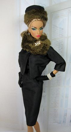 Camden For Victoire Roux and Silkstone Barbie by MatisseFashions, $125.00