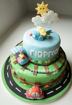 Transport Cake for a