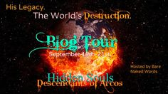 Spreading The Word With Denise&Donna: Descendants of Arcos (Hidden Souls) by…