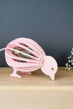 'Zooo' Table Lamp - Bird