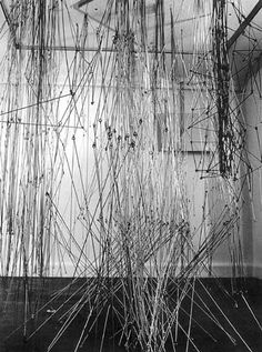 Gego: Gertrude Goldschmidt. Venezualen artist d.1996
