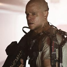Second Elysium Trailer! -- From the director of District 9 comes this sci-fi thriller starring Matt Damon as a man desperate to break into an elite space station, in theaters August 9th. -- http://wtch.it/8CPga