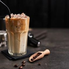 Smoothie, Frappe, Coffee Maker, Pudding, Kitchen Appliances, Sweets, Recipes, Iced Latte, Food