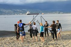 Pop-Up SUP Bootcamp this Sunday May 22 at Windsure Water Sports (Jericho Sailing Centre). Beginners welcome! #paddleboard #fitness #beach #longweekend #fit #Vancouver #patio #livelife