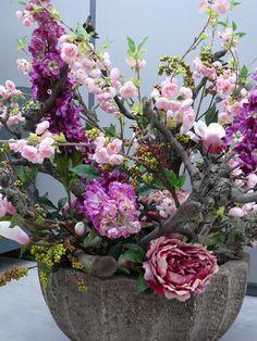 kunstbloemen op tafel - Google zoeken