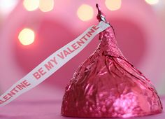 Pink and chocolate...how can you go wrong? ;)