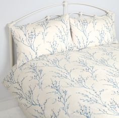 Laura Ashley Pussy Willow Floral Bedset