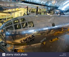 The Enola Gay The Boeing B 29 Superfortress That Dropped The First ...