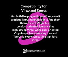 virgo and Taurus whats your compatibility? #virgocompatibility #virgoTaurus #virgoandTaurus #Tauruscompatibility #virgo #Taurus