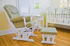 Glider in Nursery - kledge/E+/Getty Images