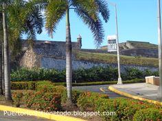 Puerto Rico lo tiene todo: Fuerte San Cristóbal en San Juan de Puerto Rico