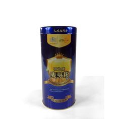 heart shape malt powder tin