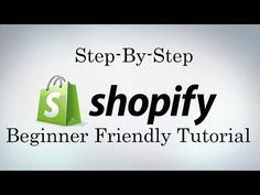 Shopify Tutorial For Beginners - Create An Online Shopify Store 2016 - YouTube