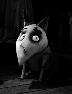Directed by Tim Burton. When a boy's beloved dog passes away suddenly, he attempts to bring the animal back to life through a powerful science experiment. Film Tim Burton, Tim Burton Characters, Halloween Ii, Halloween Photos, Coraline, Tim Burton Animation, Desenhos Tim Burton, Tim Burton Corpse Bride, Wave Illustration