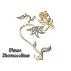fleurs à coller ou à coudre Original