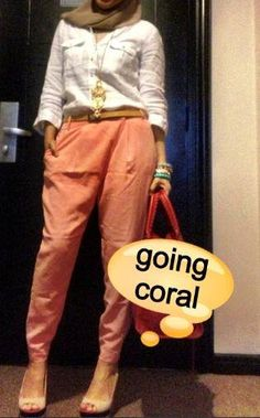 Going Coral...