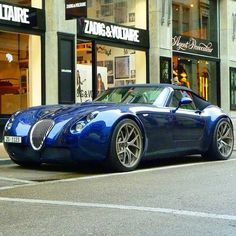 """""""Wiesmann GT Roadster Follow @exotic_cars_switzerland for more! Upload your best photos to www.MadWhips.com for a feature!"""""""