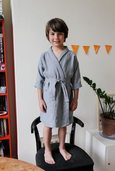 Tutorial Linen Bathroom for Kids