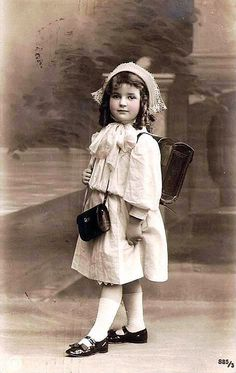 just a really cute vintage photo