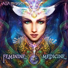 """EDM Artist ALIA Launches Kickstarter Campaign For Music Project """"Feminine Medicine"""""""