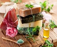 Cold Process - Natural Soap Recipe (soap containing natural and herbal ingredients)