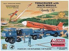 Revell-Monogram 1/32 Teracruzer w/Missile SSP #RMX857812