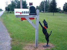 Unique Rural Mailboxes   Rural Mailboxes #0042 - Collections - Obsessionistas - collectors ...