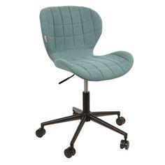 Bureaustoelen saai en degelijk? De Zuiver OMG Bureaustoel bewijst het tegendeel! #vindjouwmooi #fonQ #mooi